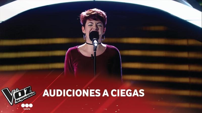 Sofía Arce Lovefool The Cardigans Audiciones a ciegas La Voz Argentina 2018