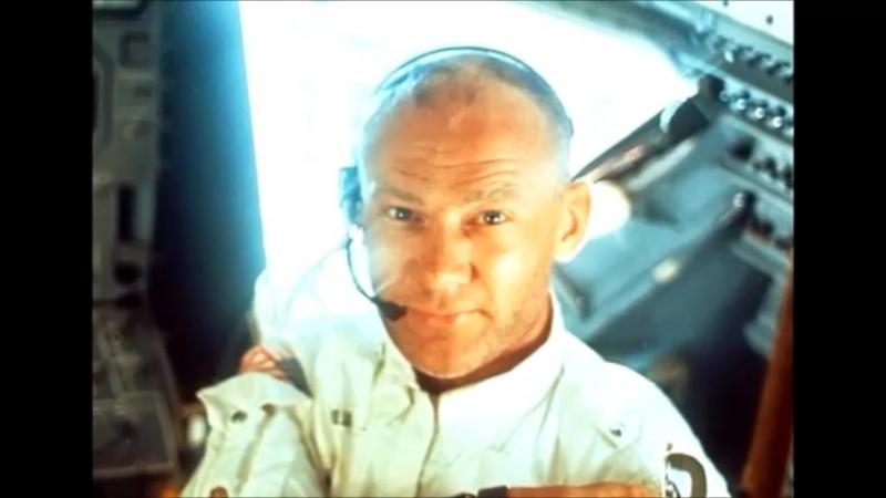Buzz Aldrin Nous ne sommes jamais allés sur la Lune