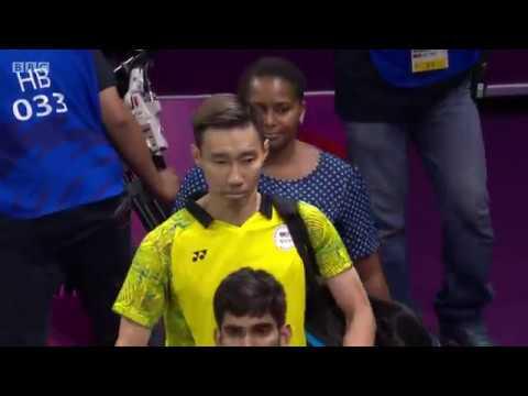 Gold F-Lee Chong Wei vs Srikanth K.