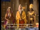 Ramayana 2008  с русским переводом ( 21 серия )