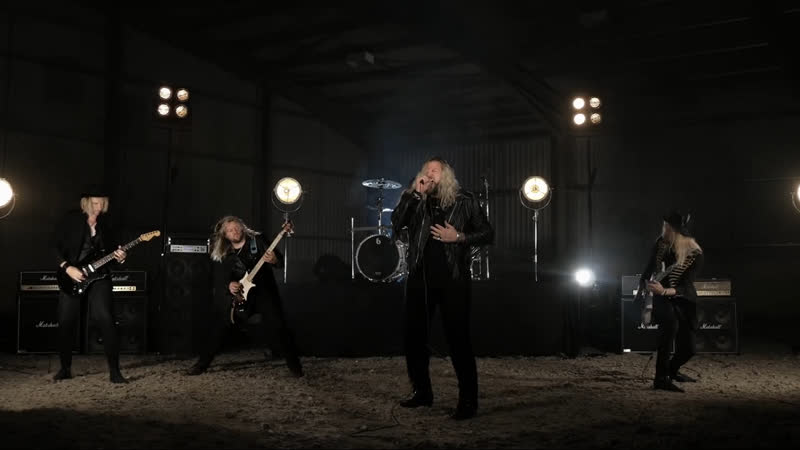 INGLORIOUS Where Are You Now оfficial video