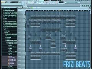 FRIZI BEATS- My Life (Instrumental)