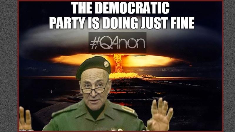 QAnon Patriots in Control (Military Investigation)