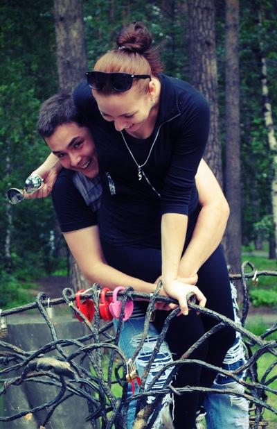Анастасия Мостович, 21 июня 1991, Новосибирск, id209166546