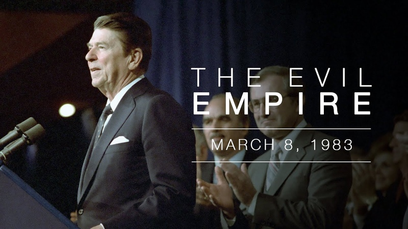 Evil Empire Speech by President Reagan Address to the National Association of Evangelicals
