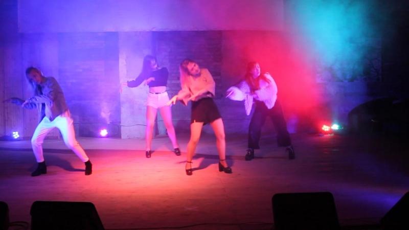 HTJ - DU DU DU [BlackPink] | Rave K-pop Party