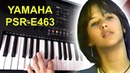 🔴 YAMAHA PSR-E463 🔴 REALITY La Boum (Richard Sanderson)