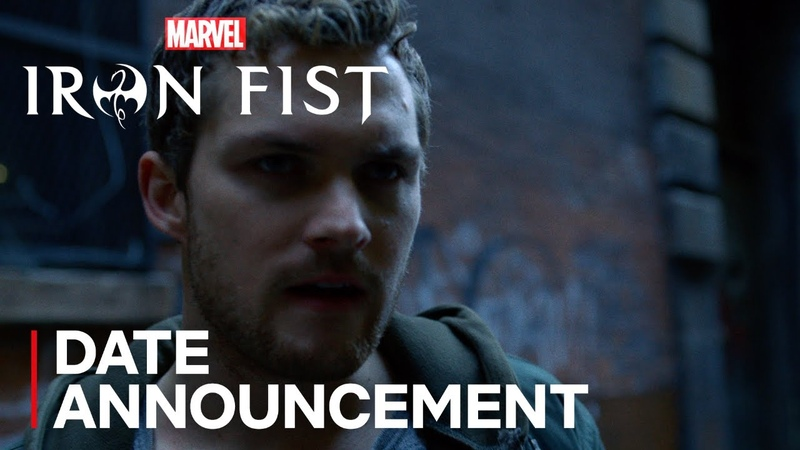 Marvel's Iron Fist Season 2 Date Announcement HD Netflix