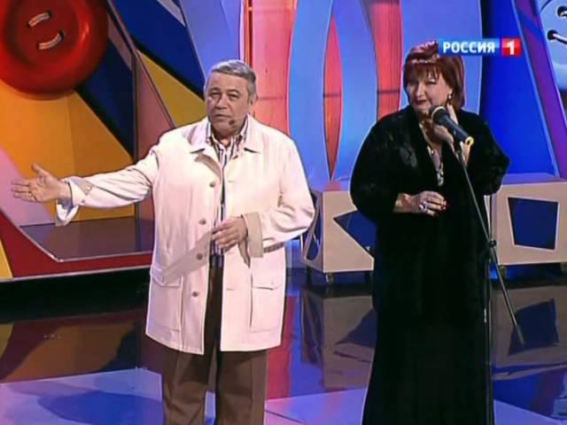 Е Петросян и Е Степаненко Годовщина свадьбы