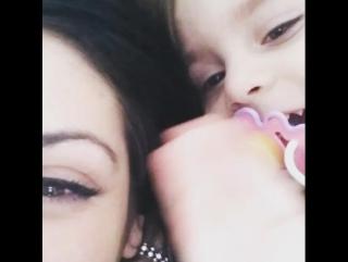 Я и племянница 💕💋