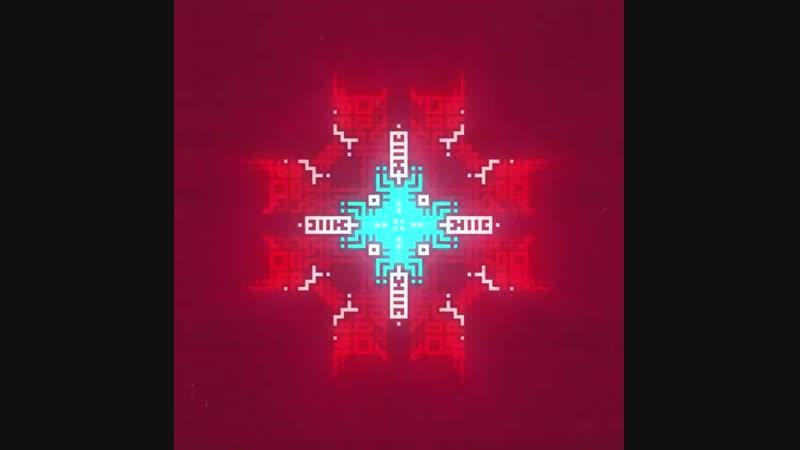 False Noise - Scarlet Red [Premiere]