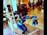 Schaft Robot Walks Away A Winner!!