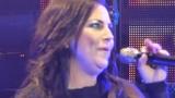 Lindsey Stirling ft Amy Lee - Shatter Me (Live HD) @ PNC Bank Art Center - 2018