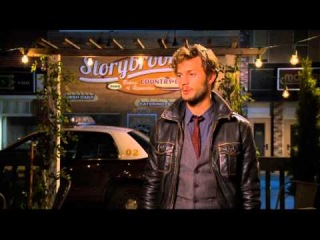 Интервью Джейми на съемках сериала «Однажды в сказке» (2011)