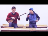 Grenade на Домбре cover by BAIZHAN and Azat Sadvakasov by BAIZHANfilm and BS prod.