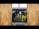 Игорь Востриков показал видео с камер из прохода в кинотеатр Зимней Вишни.