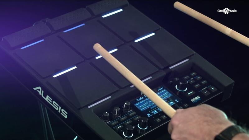 Alesis Strike MultiPad Sampling Drum Pad