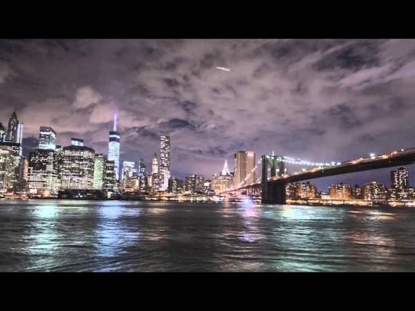 Нью Йорк Big City отличное HD видео
