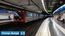 Virrei Amat L5 Metro de Barcelona TMB 5000