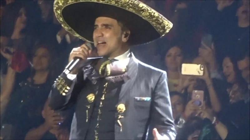 Alejandro Fernandez Grito de independencia de Mexico 2018