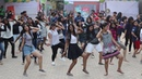 Flashmob of 4th years 2013 2018 the organizers of Karvaan 2k17 KIIT SCHOOL OF LAW