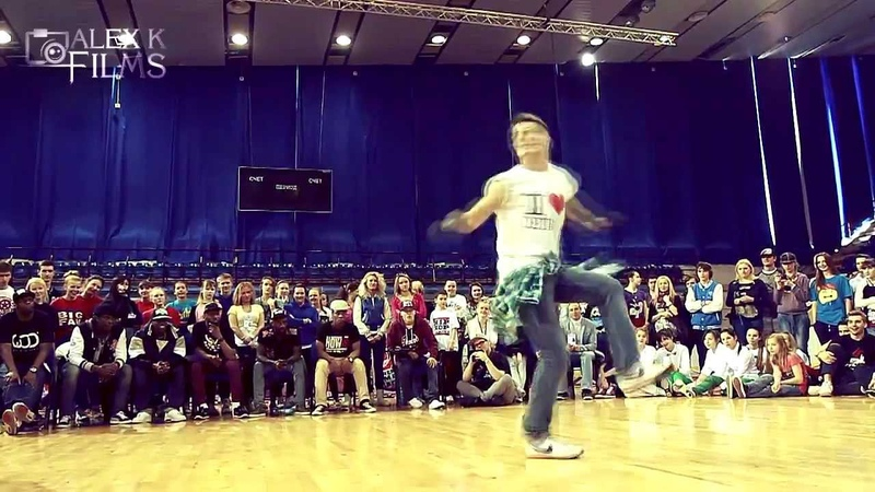 Stewie Ho (win) vs Boog House battle 1/4 final Chel'z Extreme Games 2013 Belarus