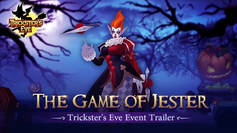 The Game of Jester | Trickster's Eve 2018 Event Trailer | Mobile Legends: Bang Bang