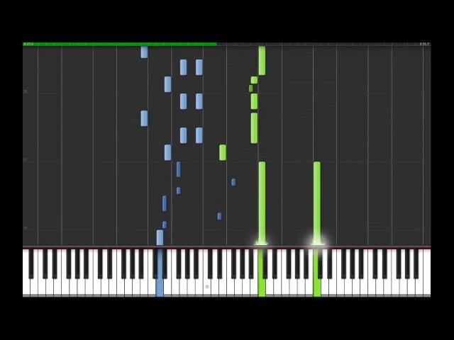 Sherlock BBC - Main Theme | Piano Tutorial