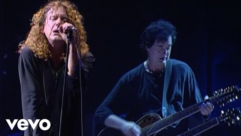 Jimmy Page, Robert Plant - Gallows Pole (Live)