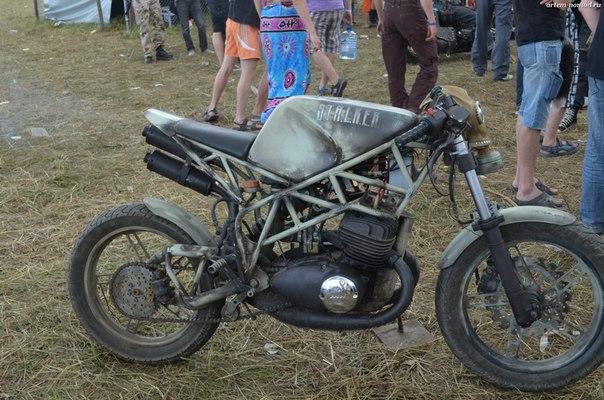 Мототехника. S.T.A.L.K.E.R.