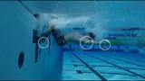 Техника плавания кролем - скоростной поворот | Выполняет Владимир Морозов | Mad Wave