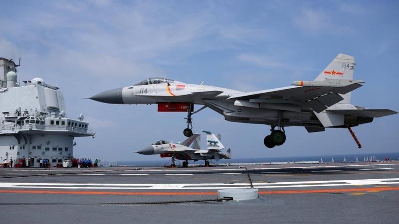Россия Китаю: Не надо было красть наш истребитель - National Interest