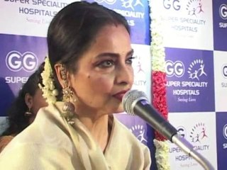 Bollywood Actress Rekha on her Family and Actor Gemini Ganesan