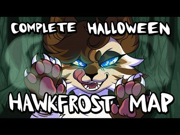 G.O.M.D [Complete Halloween Hawkfrost MAP] !MINOR FLASH AND BLOOD WARNING!
