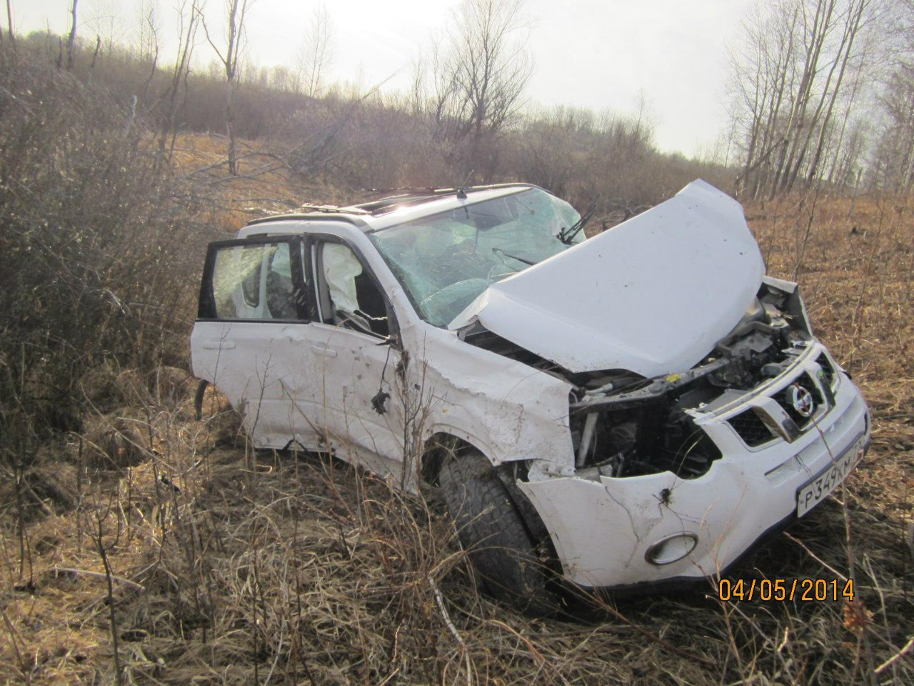 Дорожные аварии: есть погибший и раненые 2