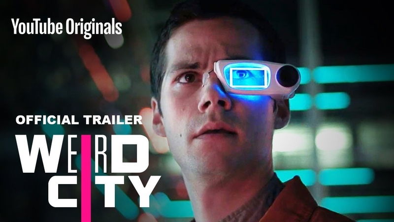 From the minds of Jordan Peele and Charlie Sanders Weird City Trailer