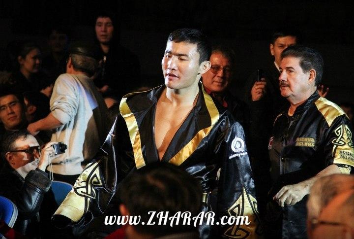 Ең табысты қазақстандық кәсіби боксшылардың рейтингі шықты