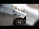 ДТП в Зубчаниновке: ВАЗ-2107 и «Веста»