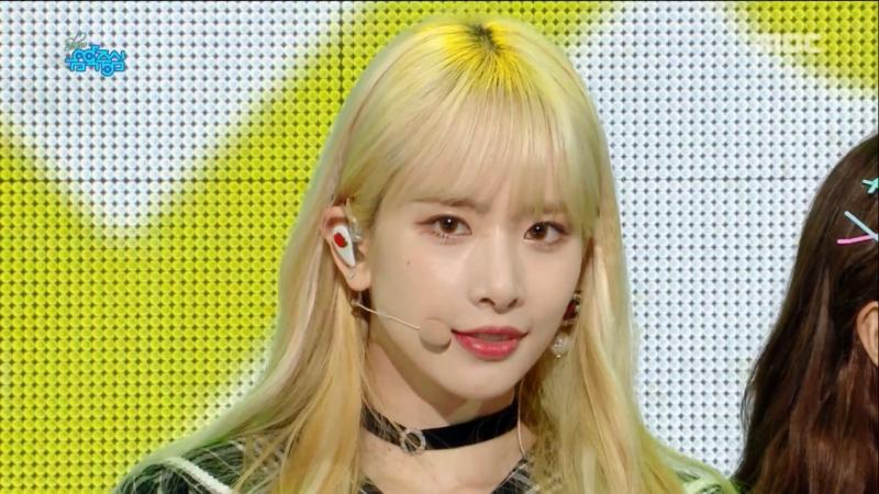 WJSN - You, You, You @ Music Core 180922