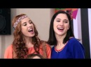 "Violetta 3 - Violetta, Felipe, Naty, Camila y Francesca cantan ""Friends 'till the end"" (Ep 55) HD"
