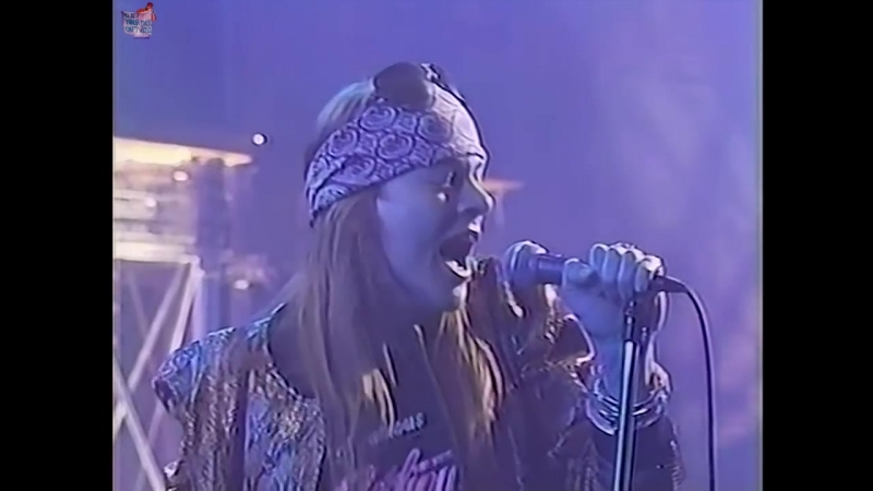 Guns N Roses - Used To Love Her (1988)
