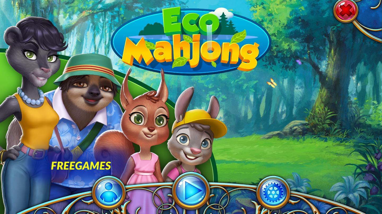 Эко Маджонг | EcoMahjong (Rus)