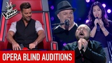 The Voice BEAUTIFUL OPERA 'Blind Auditions' worldwide