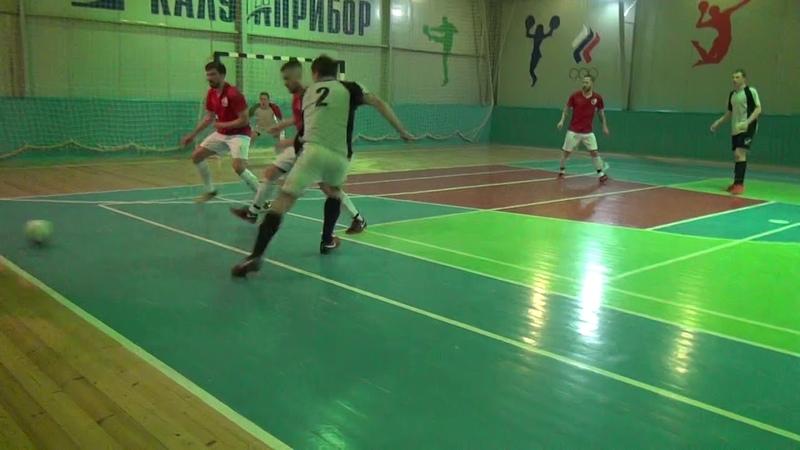 ФК «Red bulls» - ФК «Импульс СПЗ» - 2 тайм