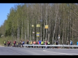 Мга-Шлиссельбург-Кировск-пл.45км 12.05.18