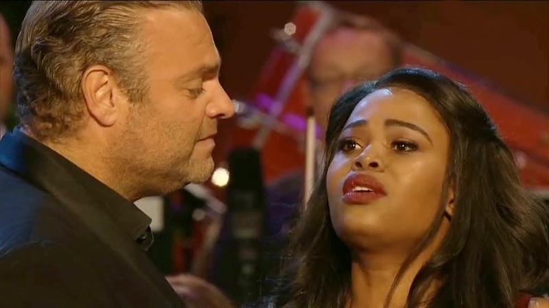 Pretty Yende Joseph Calleja✮♫Parigi, o cara/La Traviata v. G.Verdi