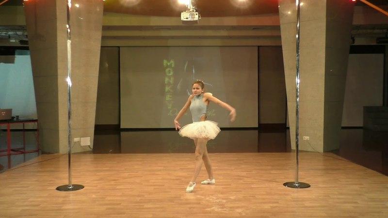 Елизавета Крысанова Catwalk Dance Fest IX pole dance aerial 1 10 17