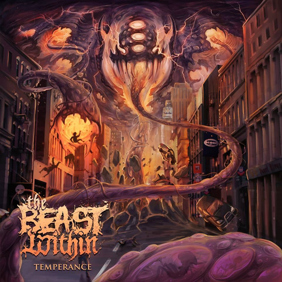 The Beast Within - Temperance (2016)