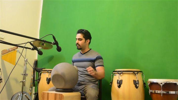 "مهرزاد multi percussionist on Instagram: ""Tutorial: konnakol and stroke roll ghatam on doyek udu . @mehrzad.amlashi @mehrzad.amlashi @mehrzad.amla..."