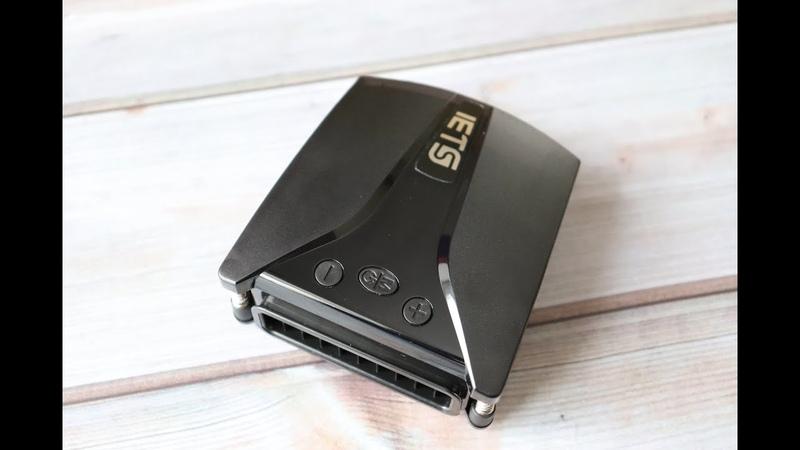 Кулер охлаждения для ноутбуков IETS - Распаковка